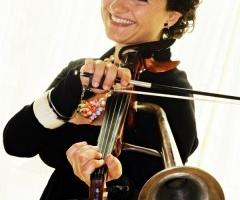 Manuela Lioy per l'intrattenimento del matrimonio