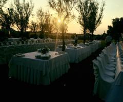 Guna Beach Club - Il ricevimento al tramonto