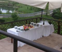 Borgo La Fratta - Tavolo antipasti e paeritivi