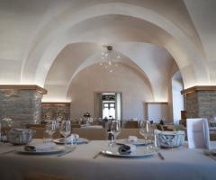 Palazzo Filisio Hotel Regia Restaurant - Vista della sala ricevimenti