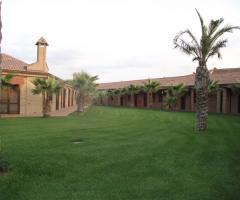 Grand Hotel Vigna Nocelli Ricevimenti - Il giardino