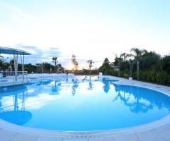 Villa Reale Ricevimenti - La forma della piscina