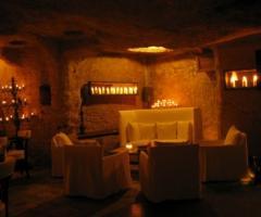 Lounge del Frantoio per gli ospiti alle nozze