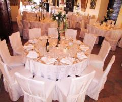 Castello di Cortanze - I dettagli della tavola