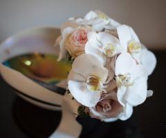 Il giardino di Villa Lina - Il bouquet della sposa