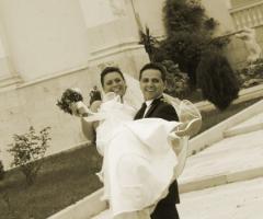 Foto in stile reportage per il matrimonio
