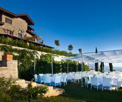 Matrimoni a Torre in Pietra a Serre (Salerno)