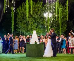 Exclusive Puglia Weddings - Il taglio della torta