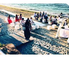 Guna Beach Club - Matrimonio in spiaggia