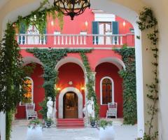 Villa Torrequadra - Entrata della location