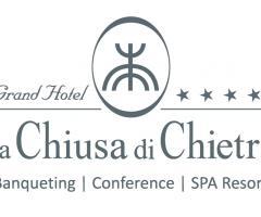Grand Hotel La Chiusa di Chietri - Logo La Chiusa di Chietri