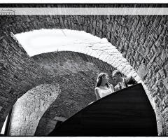 Studio Fotografico Dino Mottola - Gli sposi in bianco e nero