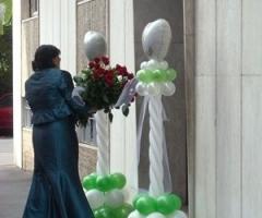 Il Punto Esclamativo - Addobbo per le nozze