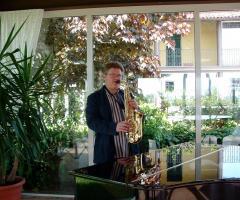 Duo Giancarlo Music - Giancarlo al sax