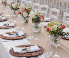 Roberta Barzotti Wedding Planner - L'eleganza della tavola