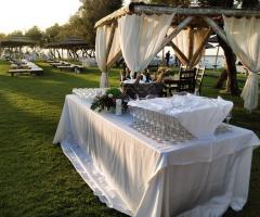 Guna Beach Club - L'angolo degli aperitivi