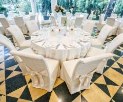 Parco dei Principi Ricevimenti - Il tavolo degli invitati