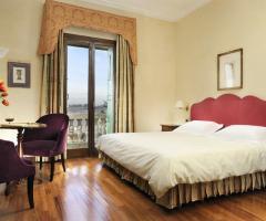 Hotel Villa Michelangelo - Camera Deluxe Double per gli sposi