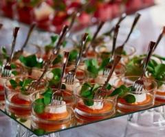 Finger food per il matrimonio
