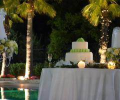 Murgia Garden Ricevimenti - La torta di nozze