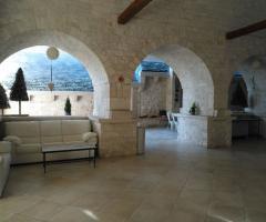 Masseria Bonelli - Gli archi caratteristici