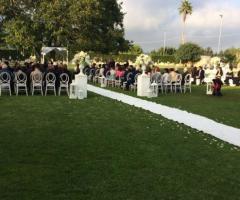Luisa Mascolino Wedding Planner Sicilia - Il rito civile all'aerto