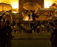 Villa Igiea Palermo per il ricevimento di matrimonio
