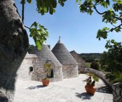Tenuta Monacelle - Location tipica pugliese per le nozze