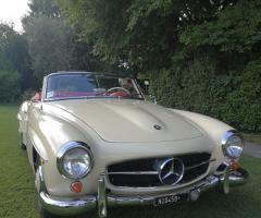 Guido Noleggio Mercedes 190 sl