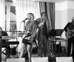 Musica e intrattenimento matrimonio a cura di Orlando Johnson & i Barrio
