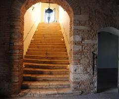 Interni di Abbazia Sant'Andrea in Flumine