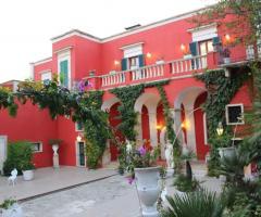 Villa Torrequadra - Dimora storica per ricevimenti a Bari