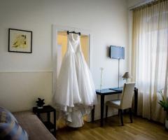 Il giardino di Villa Lina - La suite degli sposi