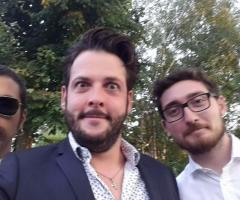 MB Live Wedding & Party - Il selfie del gruppo