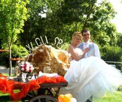 Ristorante Piccolo Mondo - Le foto di nozze