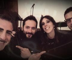 Karma Music - il Karma Quartet in gruppo