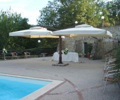Borgo La Fratta - L'angolo degli aperitivi