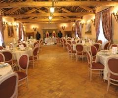 Sala per il ricevimento di nozze