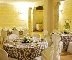 Masseria San Lorenzo - Allestimento all'interno
