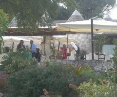 Masseria del Gelso Antico - Cocktail di benvenuto