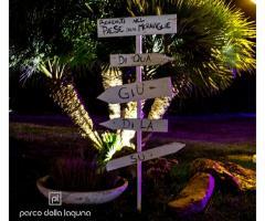 Parco della Laguna Lesina - Matrimonio a tema Alice nel paese delle meraviglie