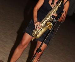 Sax Blond Letizia Brunetti - Musica dal vivo