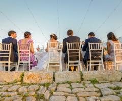 Masseria Luco - Il tavolo degli sposi