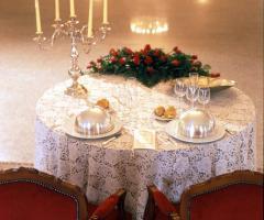 Il tavolo degli sposi - Astoria Palace Ricevimenti