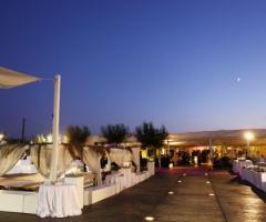 Coccaro Beach Club - Matrimonio in spiaggia a Monopoli