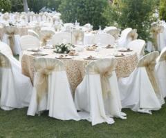 Addobbi tavoli per matrimoni eziadilabio