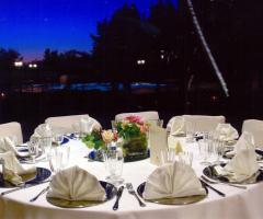 Masseria Montepaolo - Allestimento tavolo personalizzato