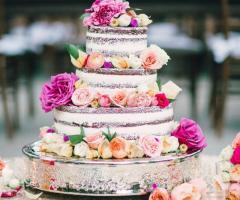Roberta Barzotti Wedding Planner - La torta nuziale