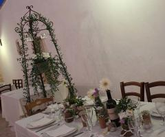 Masseria Casamassima - Coreografie floreali