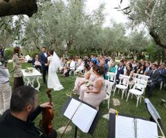 Masseria Cariello Nuovo - Il rito di nozze civile